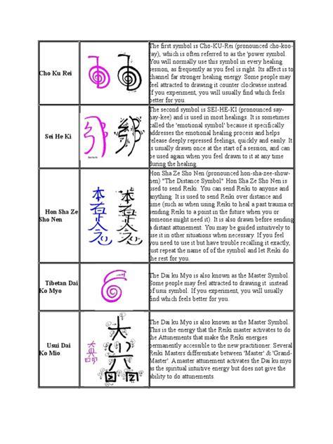 reiki symbols  reiki chakra