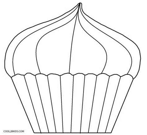 Cupcake Coloring Pages To Print by Free Printable Cupcake Coloring Pages For Cool2bkids