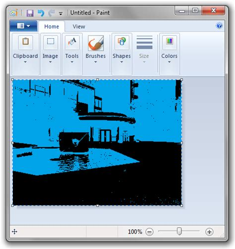mspaint tutorial edge detection