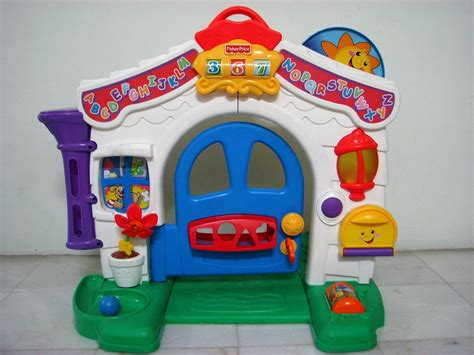 kiddy parlour sold gallery fisher price laugh learn