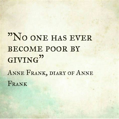 anne frank biography tagalog charity quotes and sayings quotesgram 35 classic anne