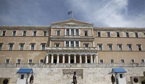 composizione consiglio dei ministri un governo provvisorio per la grecia fino al voto