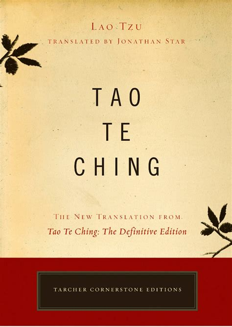 tao te ching tao te ching the new translation from tao te ching the definitive edition penguin books new