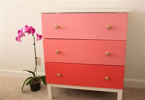 malm dresser painted how to paint ikea furniture including expedit kallax