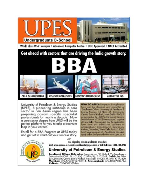 Upes Mba Courses by Upes Bba Programs