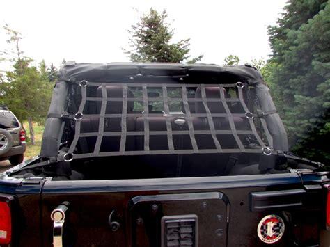 Jeep Wrangler Door Nets Raingler Jeep Cj Yj Tj Jk Wrangler Roof Back Window Net