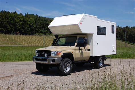 Toyota Of Mobile Langzeitreisemobil Toyota Land Cruiser Hzj79 183 Tartaruga Ag