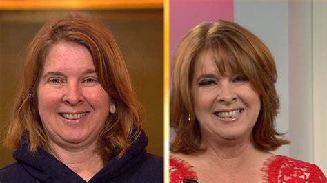 over 50s makeovers makeovers for 50 and over woman marks 50th birthday with