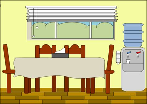 Kitchen Cabinets In Florida by Diningroom Free Images At Clker Com Vector Clip Art