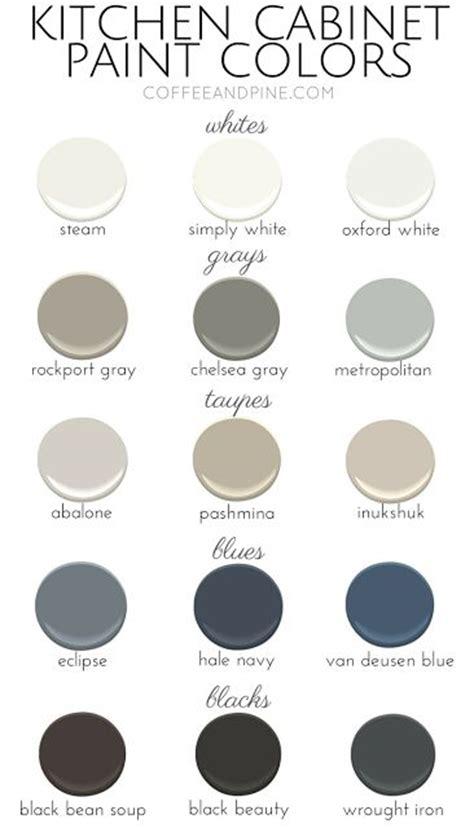 good color to paint kitchen cabinets best 25 cabinet paint colors ideas on pinterest cabinet