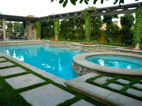 Fire Pit Fountain - water features for any budget landscaping ideas and hardscape design hgtv