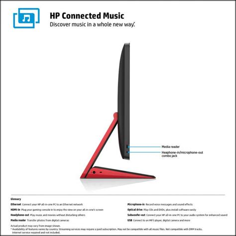 hp envy recline 23 touchsmart beats se all in one h6v06aa hp envy recline 23 m120 touchsmart beats se all