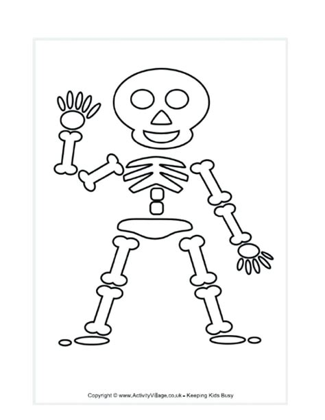 body parts coloring pages  getcoloringscom