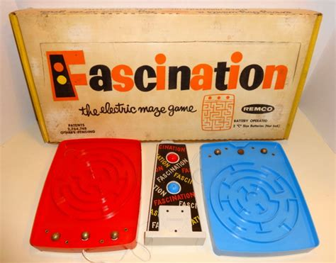 Electronic Labyrinth Board remco fascination