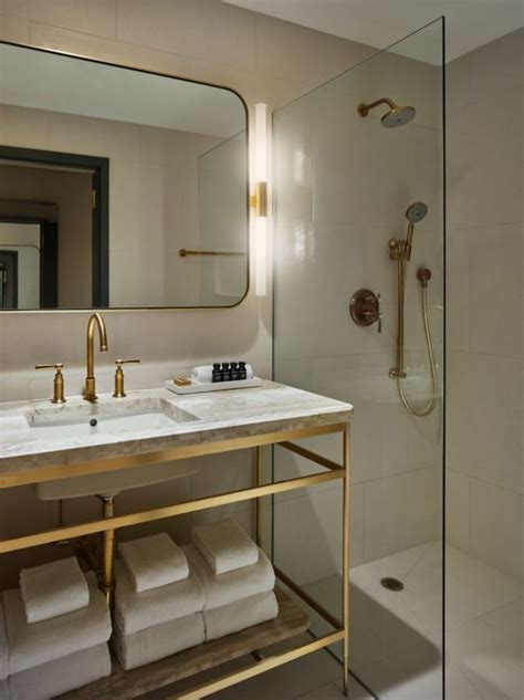 Hotel Bathroom Fixtures 25 Best Ideas About Brass Bathroom On Brass Bathroom Fixtures Bathroom And
