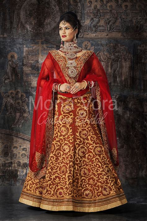 Bridal Wear by Indian Wedding Dresses Bridal Dresses Large Range Of