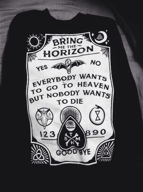 Rompi Sweater Bring Me The Horizon Bmth sweater bmth bring me the horizon wheretoget