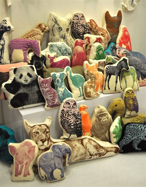 Areaware Fauna Pillows by Something Bout Me Xt Areaware Fauna Pillow