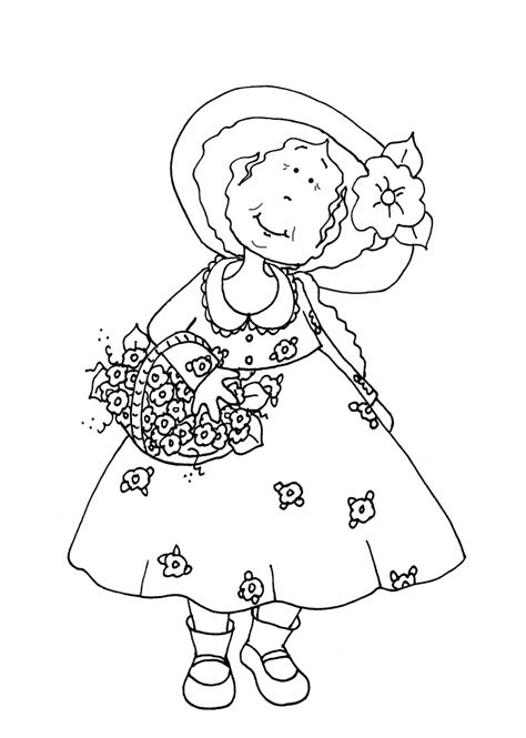 coloring pages of girly things how to draw girly things