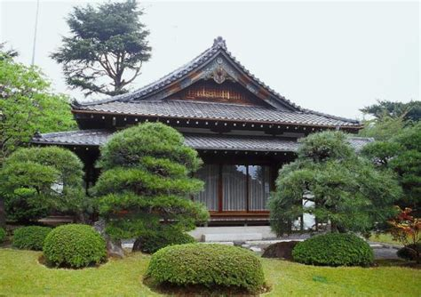 traditional japanese houses house design