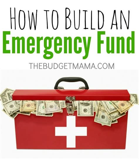45 best emergency fund images on money tips