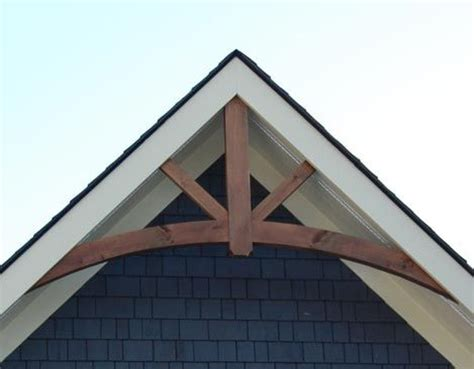 Gable Roof Truss Design Curved Tie King Post Gable Truss Images Frompo