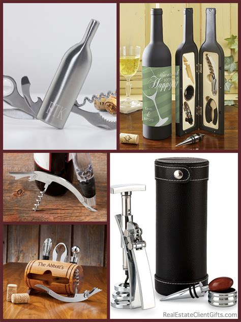 Why Accessories Make The Gift by Personalized Wine Accessories Make Great Gifts