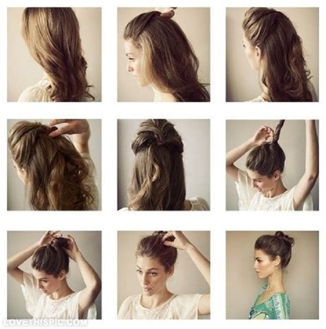 diy up hairstyles 7 handsome diy hairstyles closet pinterest hair