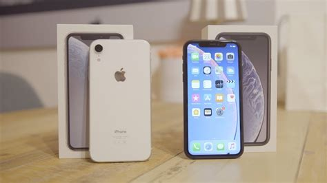 apple iphone xr unboxing und erster eindruck mit marvin