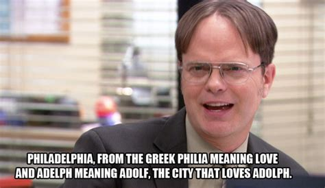 Dwight Schrute Of The Office Has A Weblog My by 205 Best Images About Dwight On Office