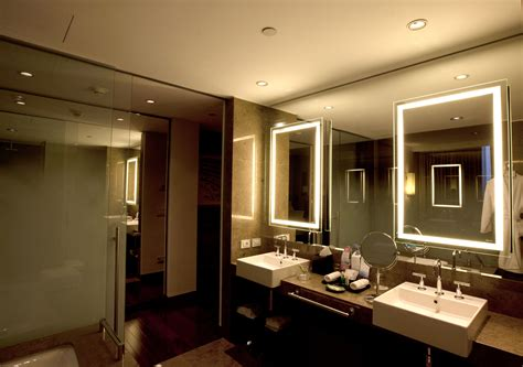 awesome bathroom awesome bathroom led light fixtures led vanity lights