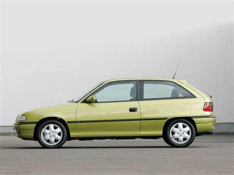 opel astra 3 porte opel astra 3 doors specs 1994 1995 1996 1997 1998