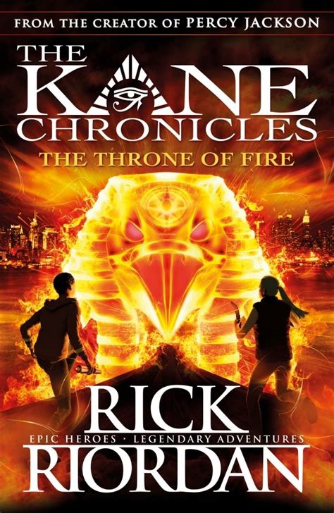 fire in the heart audio renaissance ebook the throne of fire the kane chronicles book 2 by rick