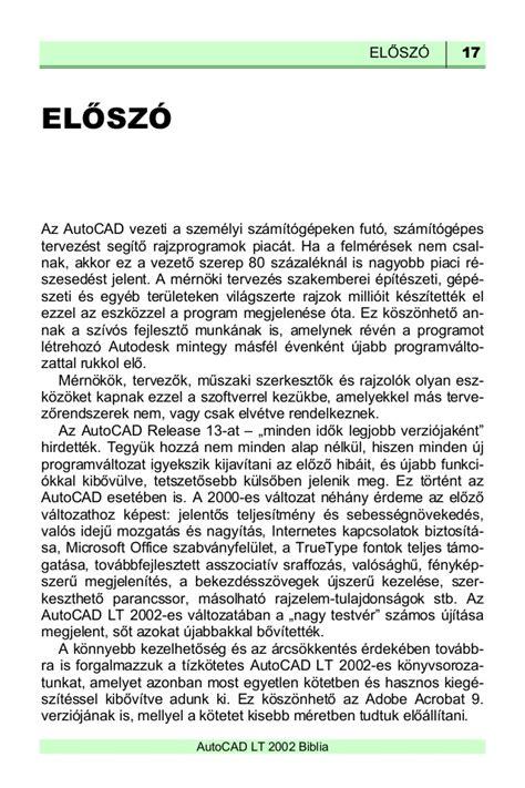 Autocad Lt 2002 Biblia Minta