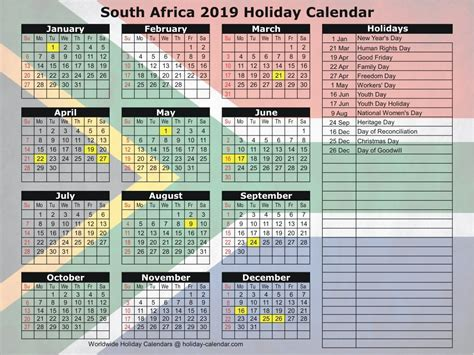 south african calendar   public holidays qualads