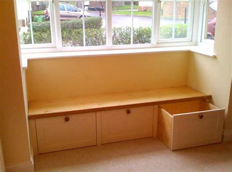 storage bench window seat window seat bench best plans to create amusing place