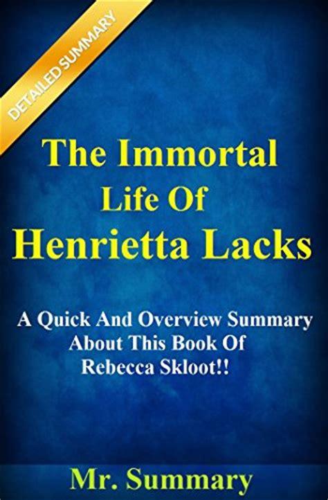 The Immortal Of Henrietta Lacks Essay by Mini Store Gradesaver