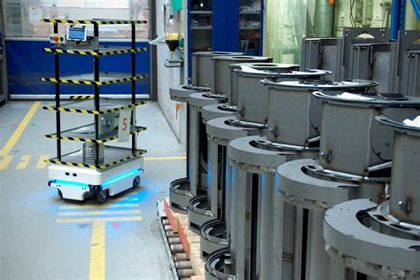 mir mobili mir mobile industrial robots automated guided vehicle
