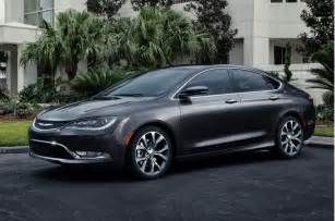 Picture Of A Chrysler 200 2015 Chrysler 200 Pictures Photos Gallery The Car Connection