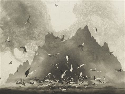 an artist of the norman ackroyd by north house gallery exhibiting artist at north house gallery manningtree