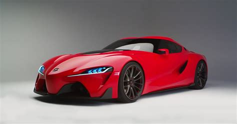 Toyota Ft1 Concept Toyota Ft 1 Concept