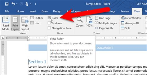 word reading layout turn off how to show and hide the rulers in microsoft word