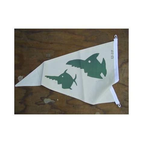u boat relics german u boat u 217 ww2 submarine flag pennant relics
