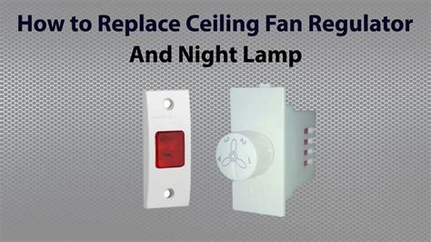 how to connect a ceiling fan how to connect a ceiling fan regulator energywarden