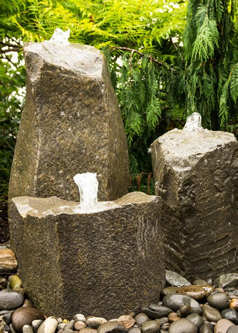 Rock Garden With Water Feature Easy Ideas 50 Fixes For The Garden This