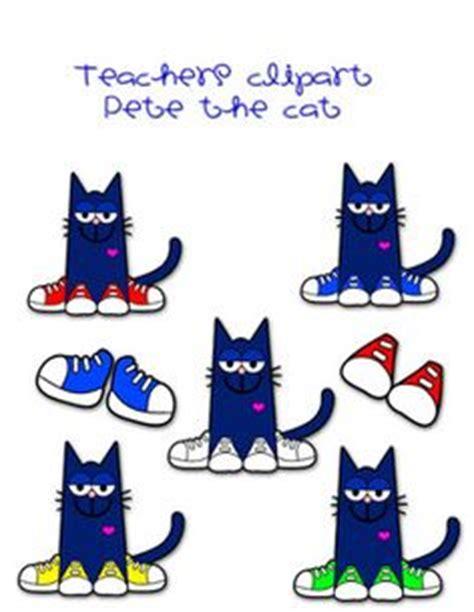 Pete The Cat Shoe Clip