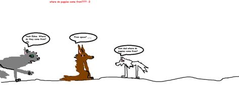 where do puppies come from faolan and edme where do puppies come from 3 by arcticwolf10000 on deviantart
