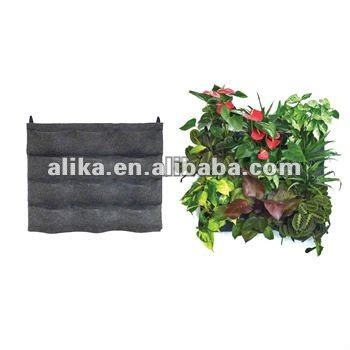 black vertical garden planter planting bags buy vertical