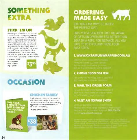 Fam Rewards Gift Card - oxfam great gifts with real rewards unwrapped catalogue