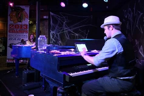 dueling piano directory dueling piano dueling pianos a hit at sideouts felix and fingers